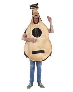 Fato de Guitarra Adulto XL para Carnaval | A Casa do Carnaval.pt