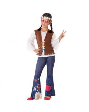 Fato Hippie Menina para Carnaval