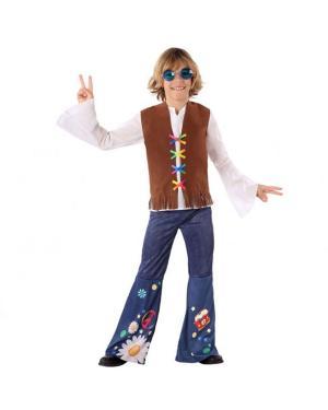 Fato Hippie Menino para Carnaval