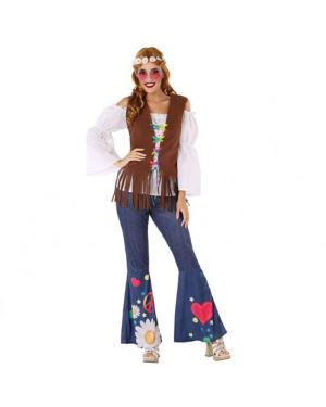 Fato Hippie Mulher para Carnaval