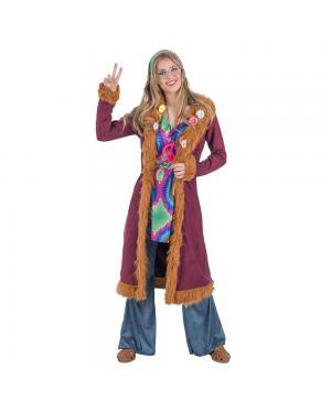 Fato Hippie Mulher de Luxo para Carnaval