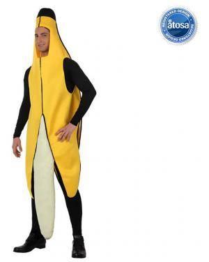 Fato Homem Banana Disfarces A Casa do Carnaval.pt