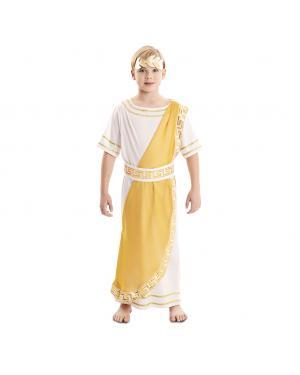 Fato Imperador Romano Menino para Carnaval