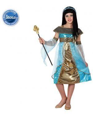 Fato Imperatriz Egipcia Menina Disfarces A Casa do Carnaval.pt