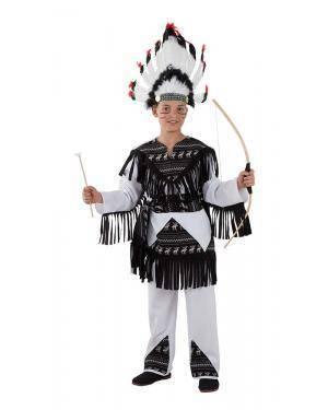 Fato de Índio Cherokee Infantil para Carnaval | A Casa do Carnaval.pt