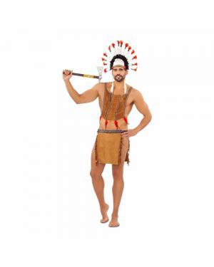 Fato Indio Sexy para Carnaval