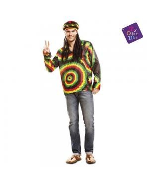 Fato Jamaican M/L para Carnaval