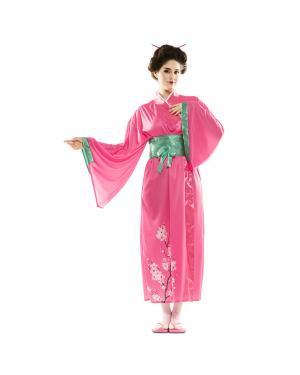 Fato Japonesa Mulher para Carnaval