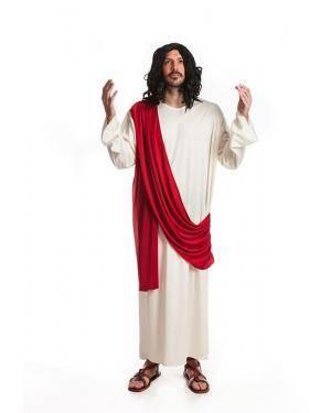 Fato Jesus Cristo T. M/L Disfarces A Casa do Carnaval.pt
