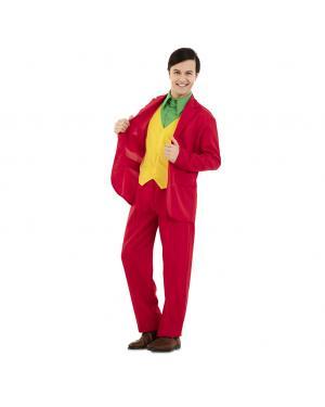 Fato Joker Homen para Carnaval