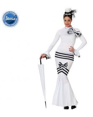 Fato Lady Mary Inglesa Adulto Disfarces A Casa do Carnaval.pt