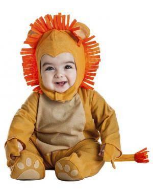 Fato Leão 1-2 Anos para Carnaval