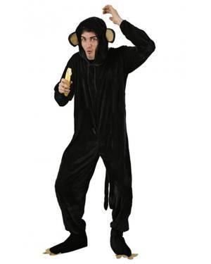 Fato Macaco Adulto Disfarces A Casa do Carnaval.pt