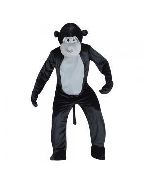 Fato Macaco Mascote Gigante para Carnaval