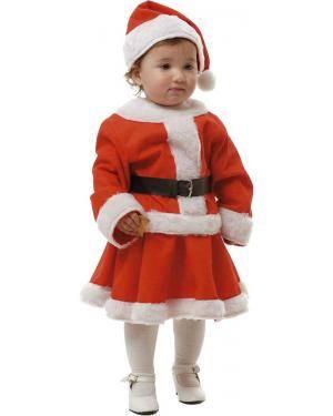 Fato de Mãe Natal Bebé para Carnaval | A Casa do Carnaval.pt