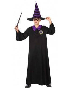 Fato Mago Harry Infantil para Carnaval