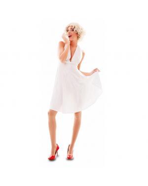 Fato Marilyn Adulto para Carnaval