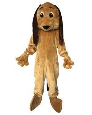 Fato de Mascote Cão Adulto M/L para Carnaval | A Casa do Carnaval.pt