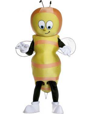 Fato de Mascote Vespa Adulto M/L para Carnaval | A Casa do Carnaval.pt