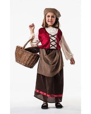 Fato Medieval Criança 3-5 Anos Disfarces A Casa do Carnaval.pt