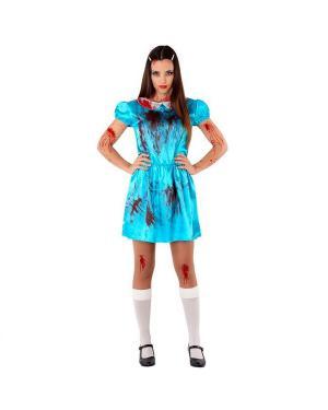 Fato Menina Poseida Adulta para Carnaval