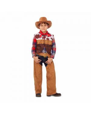 Fato Menino Cowboy para Carnaval