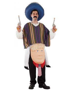 Fato de Mexicano-Donald Adulto XL para Carnaval   A Casa do Carnaval.pt