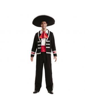 Fato Mexicano Homen para Carnaval