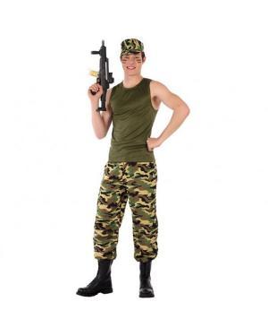 Fato Militar Juvenil para Carnaval
