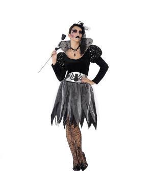 Fato Mulher Aranha Adulta para Carnaval