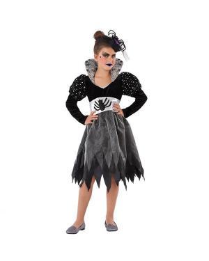 Fato Mulher Aranha Criança para Carnaval