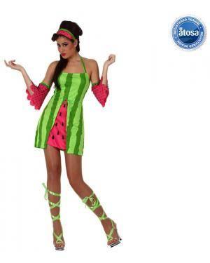 Fato Mulher Melancia Sexy Disfarces A Casa do Carnaval.pt