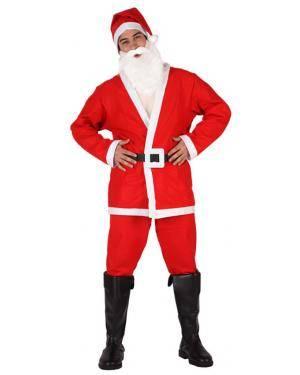 Fato Pai Natal Adulto Disfarces A Casa do Carnaval.pt