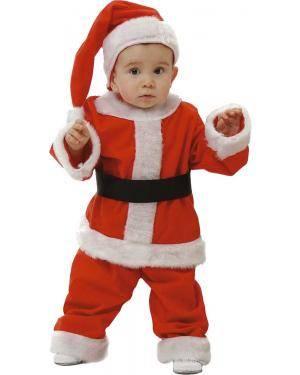 Fato de Pai Natal Bebé para Carnaval | A Casa do Carnaval.pt