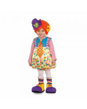 Fato Palhacito Bebé para Carnaval