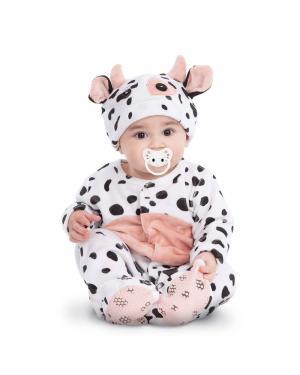 Fato Pequena Vaquinha Bebé para Carnaval