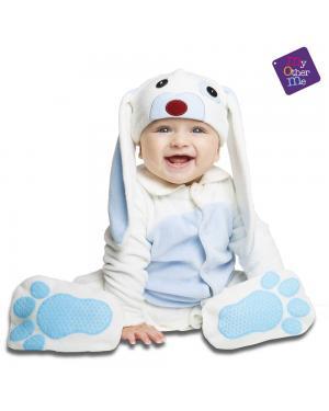 Fato Pequeno Coelhinho Azul para Carnaval