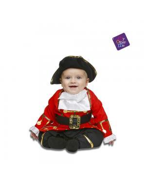 Fato Pequeno Pirata para Carnaval