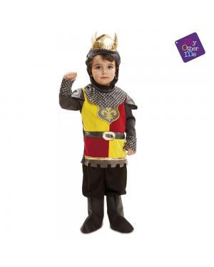 Fato Pequeno Rei para Carnaval