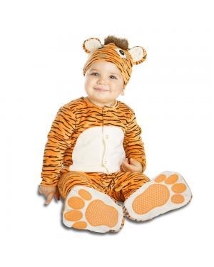 Fato Pequeno Tigre para Carnaval