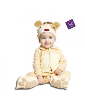 Fato Pequeno Ursinho para Carnaval