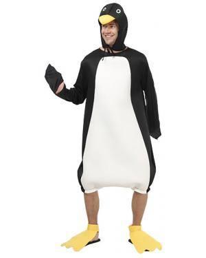 Fato Pinguim Adulto Disfarces A Casa do Carnaval.pt