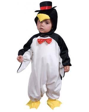 Fato Pinguim Criança Bebé Disfarces A Casa do Carnaval.pt