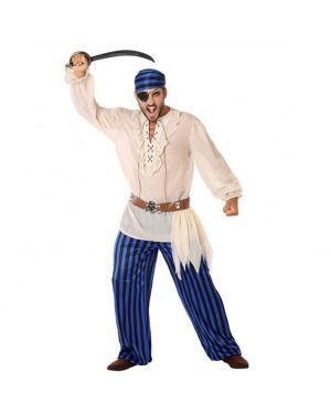 Fato Pirata Adulto para Carnaval