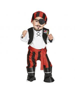 Fato Pirata Bebé para Carnaval