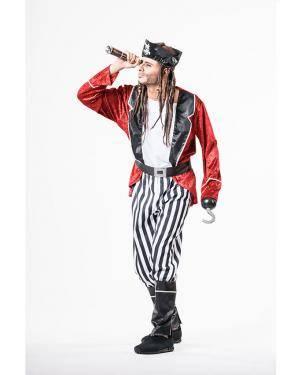 Fato Pirata Homem T. M/L Disfarces A Casa do Carnaval.pt