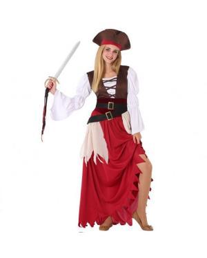 Fato Pirata Juvenil para Carnaval