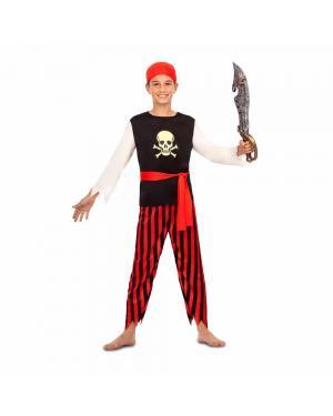 Fato Pirata Menino para Carnaval
