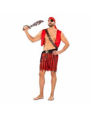 Fato Pirata Sexy para Carnaval
