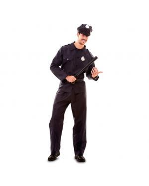 Fato Policia Adulto para Carnaval
